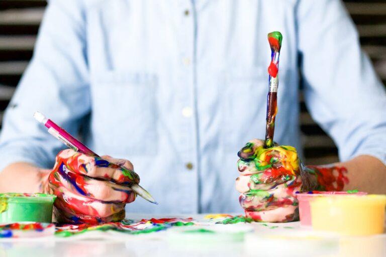 Be a business artist by kaihan krippendorff