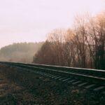 Unexpected Train Ride Across the Ukraine